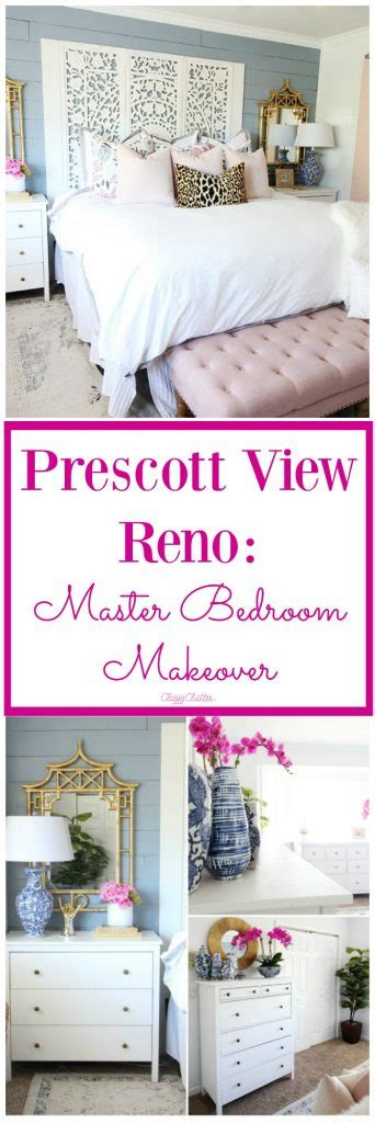 Stearns And Foster Sweepstakes - prescott view home reno master bedroom makeover classy clutter
