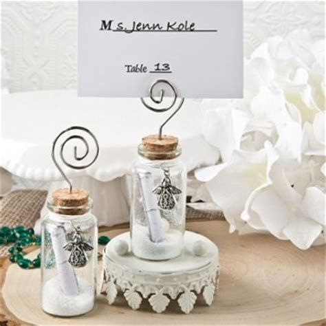 candele segnaposto per matrimonio segnaposto provetta con charms angelo lemienozze shop