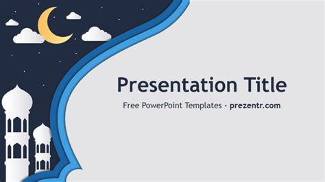 ppt templates free download islamic free mosque powerpoint template prezentr powerpoint