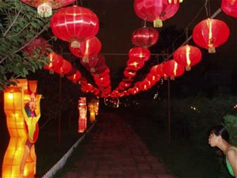 new year lantern story history of new year the legend of nian qingdao