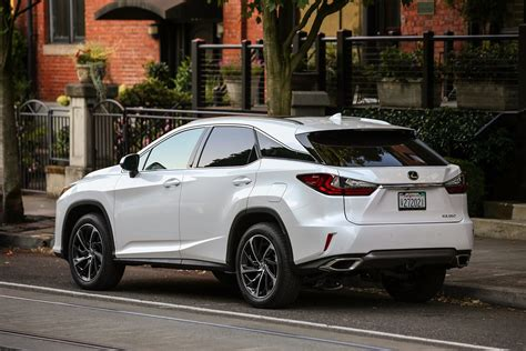 lexus looks to maintain leadership with 2016 rx 350