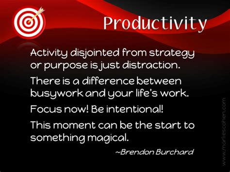 productivity the difference books productivity according to brendon burchard marlies cohen