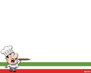 italian powerpoint template pizza powerpoint