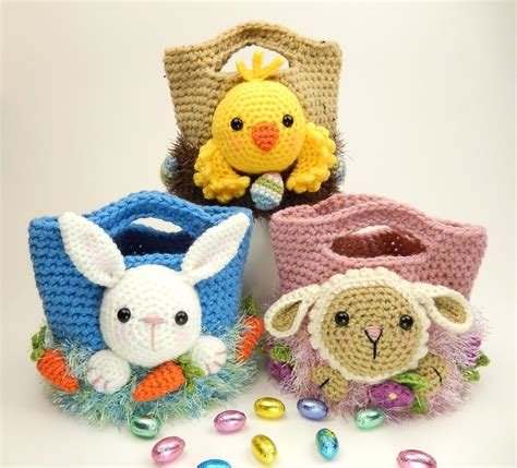 crochet pattern easter top 10 amigurumi crochet patterns for easter on craftsy