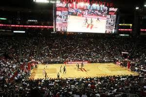 Toyota Center Rockets Just Because Woodlands Relo
