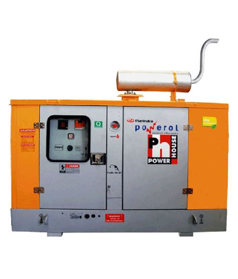 mahindra powerol 2205lsgm 15 kva generator price in india