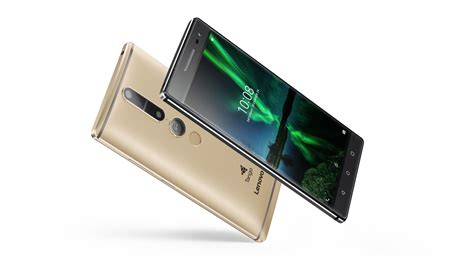 Lenovo Phab 2 Pro The Phone With Is A 6 4 Inch From Lenovo The Verge