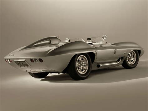 future corvette stingray 1959 chevy corvette stingray racer concept car autothing