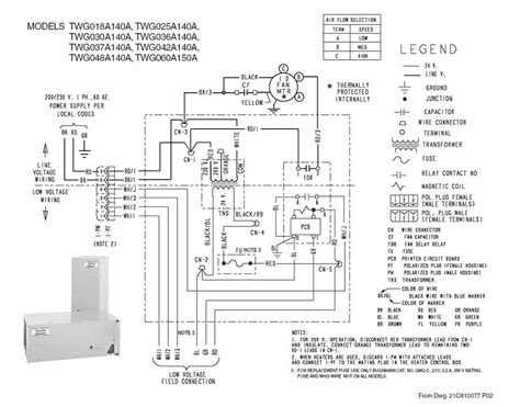 trane ac wiring diagram free wiring diagrams
