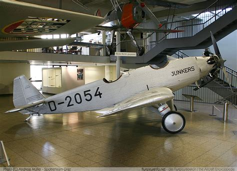 junkers und müllers junkers a 50 junior specifications technical data