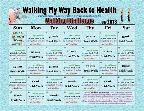 walking challenge walking challenge workouts motivation