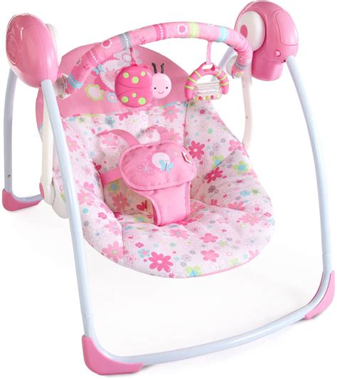 bright starts biscotti baby portable swing rockers swings price in india buy rockers swings