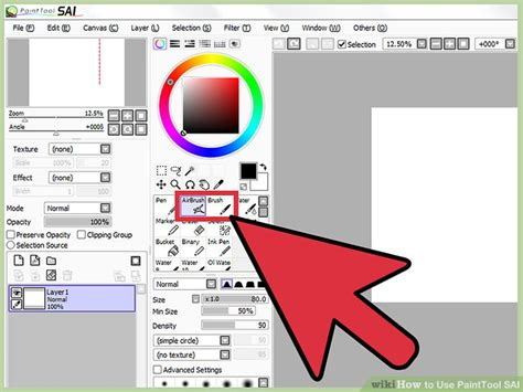 paint tool sai trial how to use painttool sai 10 steps with pictures wikihow