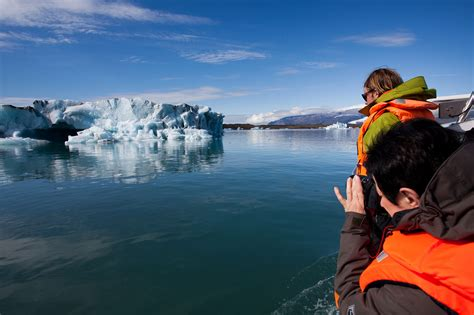 iceland glacier lagoon boat tour jokulsarlon boat tour tickets easy online booking