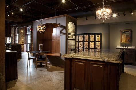 Granite Countertop Showroom by The Requarth Co Supply One Showroom