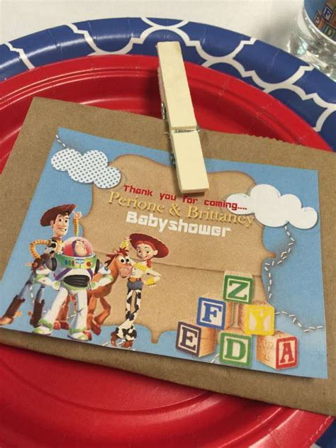 Toy Story Baby Shower Party Ideas   Photo 3 of 19   Catch