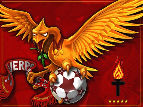 wallpaper animasi liverpool liverpool fc wallpapers liver bird collection 1