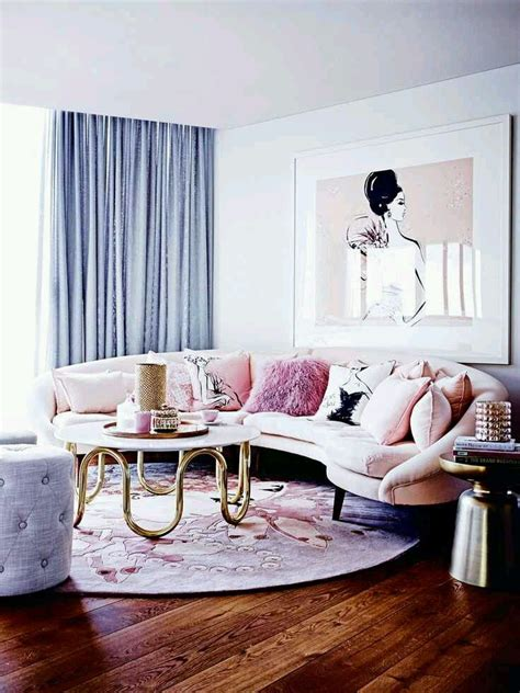 Living Room Blue Pink 25 Best Ideas About Sofa Pillows On