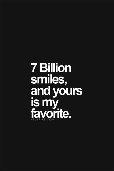 7 Of My Favorite by 7 Billion Smiles And Yours Is My Favorite Nurture