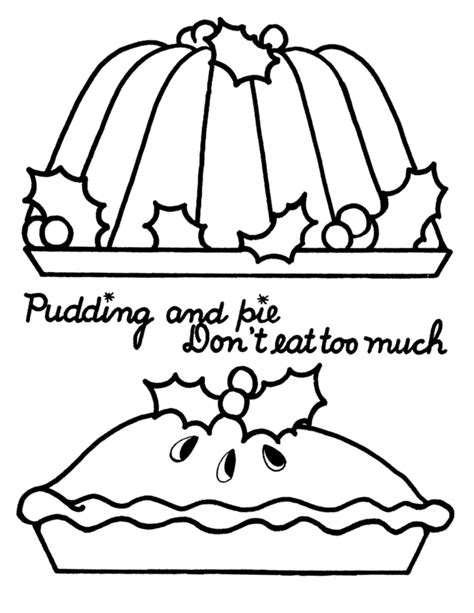 colouring pages christmas pudding learning years christmas coloring pages christmas