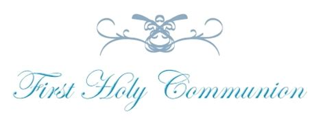 first communion invitations clip art 2 free | geographics