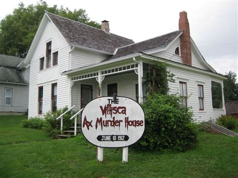 Thriller Thursday Villisca Axe Murders Revisited Stacy Green