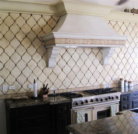 unique tile unique tile mediterranean kitchen