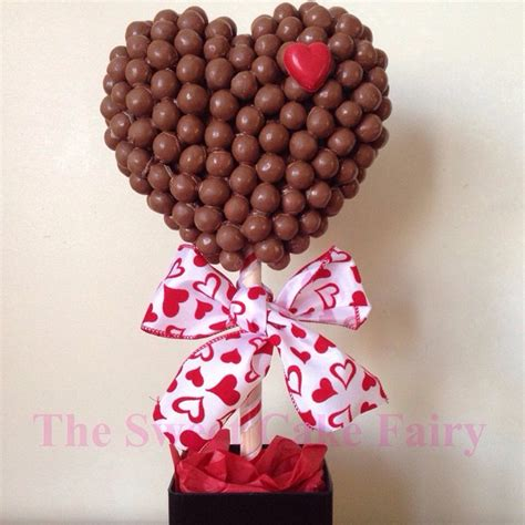 maltesers valentines malteser tree dartford pre filled sweet