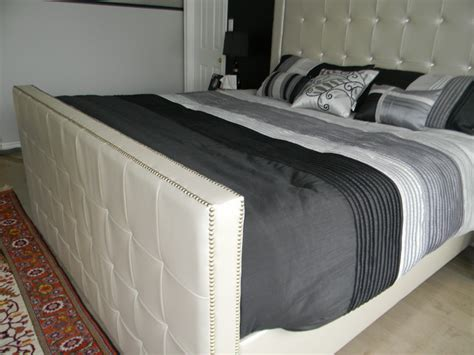 custom made beds custom made king size bed modern bedroom toronto