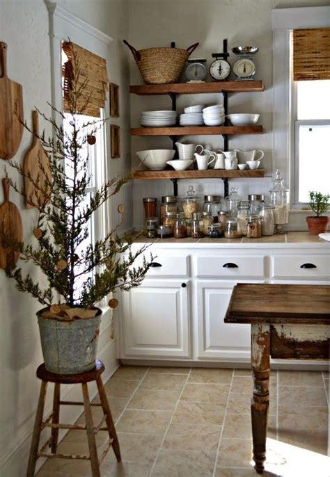 cucina mensole oltre 25 fantastiche idee su cucina shabby chic su