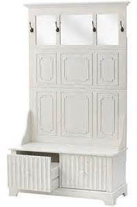 white hall tree with storage bench storage hall tree simple white modern hall tree storage