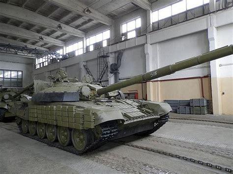 T-72UA1 main battle tank technical data sheet ... Ukraine Military Equipment