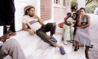 An outsider on a mission to bring people together bob marley in