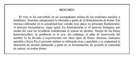 Resumen O Abstract Definicion by Bosquejos El Anteproyecto De Investigaci 211 N Documental Y