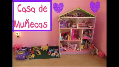 videos de casas de barbie tour casa de mu 241 ecas youtube