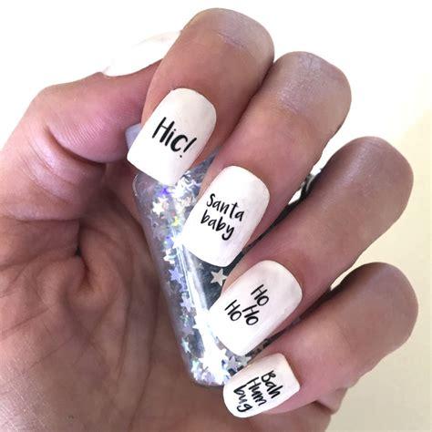 Nail Transfers by Nail Transfers Slogans By Hoobynoo