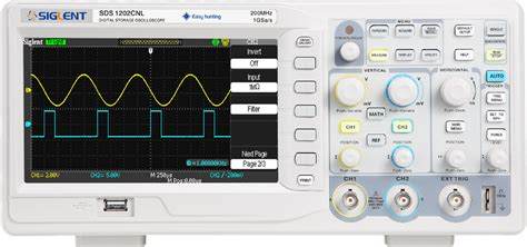 Oscilloscope Siglent Sds 1202 Cnl siglent technologies rigorous concentration innovation
