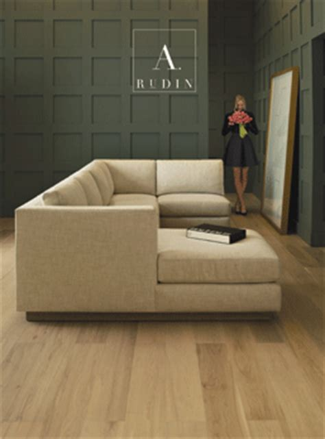 a rudin sofa viyet designer furniture seating a rudin