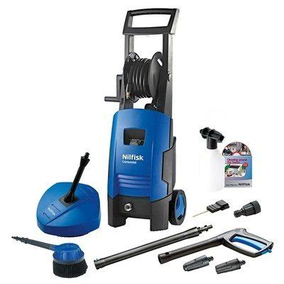 pressure washer patio brush nilfisk centennial pressure washer with patio cleaner