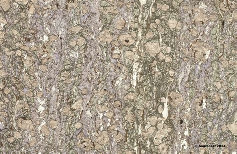 Eclogite Thin Section by Eclogites Back To The Surface Metageologist