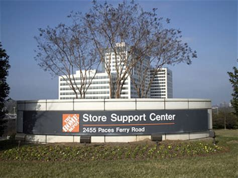 home depot corporate headquarters office in atlanta