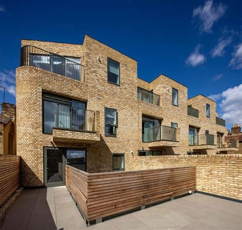 co operative housing cooperative housing scheme peter barber architects mark fairhurst architects