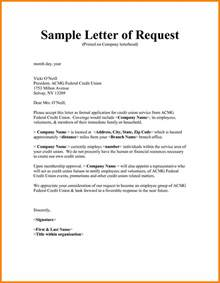 business letter template asking for information