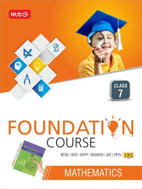 foundation for college mathematics books mathematics foundation course for jee imo olympiad class 7