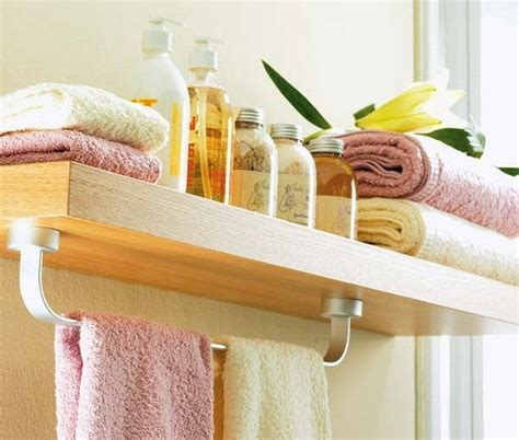 Towel Storage Ideas For Small Bathrooms by 15 Functional Diy Small Bathroom Storage Ideas Style