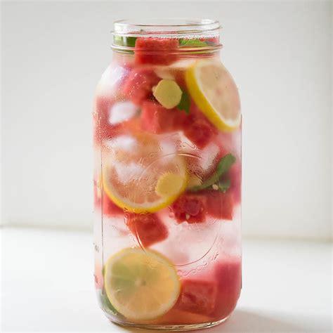 Banana Detox Water by Summer Cooling Watermelon Detox Water What U Eat
