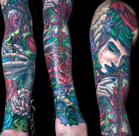 dead gods tattoo joe skramstad dead gods