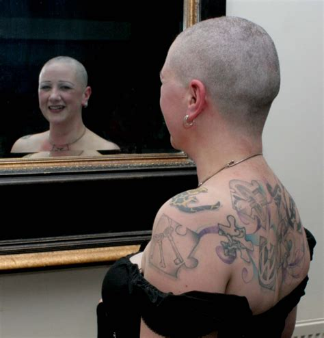 Old Lady Headshave Head Shave Bald Women Headshave | old lady headshave head shave bald women headshave