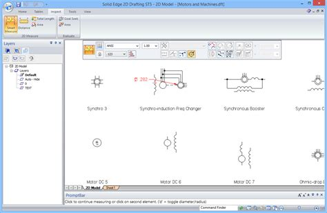 2d blueprint software free solid edge 2d drafting st5