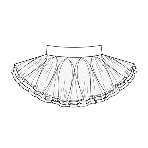 ballerina tutu coloring page best photos of tutu coloring pages coloring pages tutu